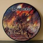Rhapsody - Rain of a Thousand Flames - Picture Disc Vinyl LP - 12 inch