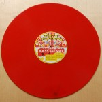Urban Shakedown - Bass Shake - Etched Red Vinyl - 12 inch