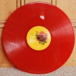 Kings Of Leon - Because Of The Times - Red Vinyl LP - 12 inch