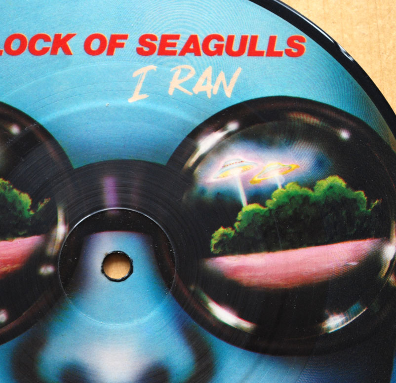 Flock seagulls burnin'up download