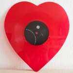 Mayer Hawthorne - Just Ain't Gonna Work Out - Heart Shaped Red Vinyl - 12 inch