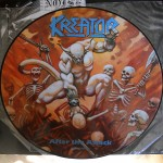 Kreator - After The Attack - Picture Disc Vinyl LP - 12 inch