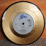 Europe - Rock The Night - Gold Vinyl 7