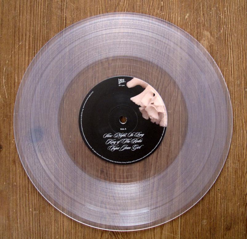 kings of leon coloured vinyl