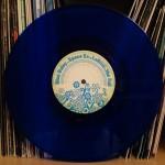 Blue Daisy - Space Ex - Blue Vinyl 10