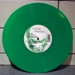 DJ Nut Nut & Pure Science - The Rumble (Boom Shaka Mix) - Green Vinyl - 12 Inch