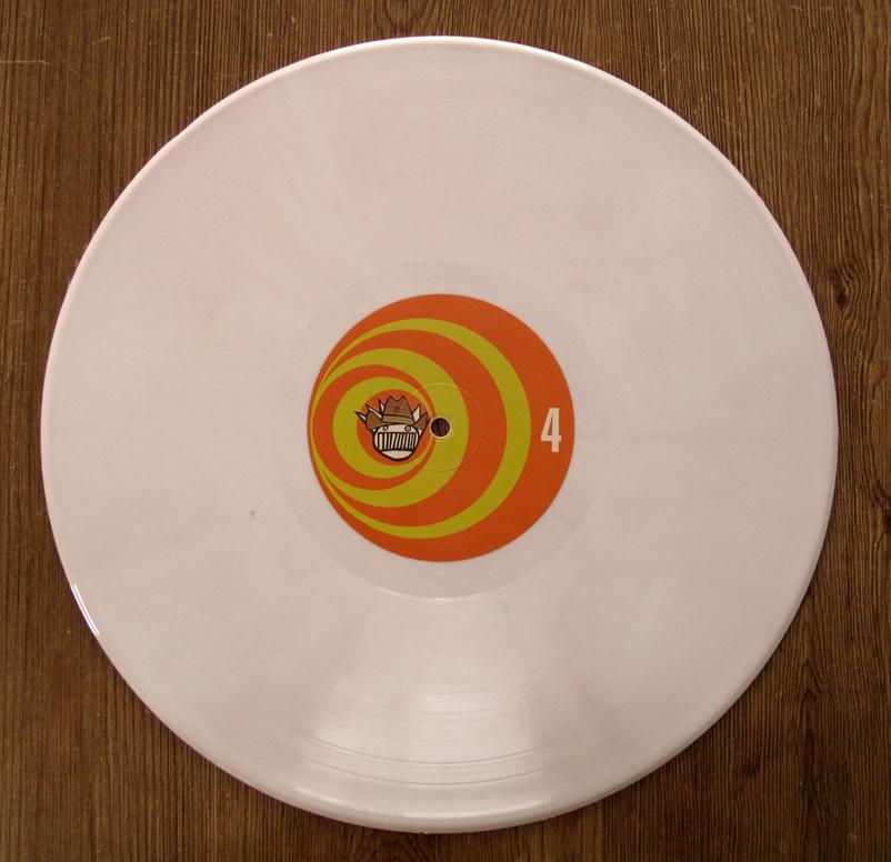 Ween Live In Toronto White Vinyl Lp 12 Inch