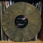 Intrusion - Intrusion Dub - Green Marbled Vinyl - 12 inch