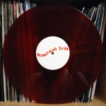 ERP - Vox Automaton - Transparent Red Smoked Vinyl - 12 inch