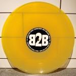 DJ Shock C & DJ Ellis The Menace - Crazy Feelings - Yellow Vinyl - 12 inch