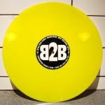 Bad Behaviour - Find The Source - Yellow Vinyl - 12 inch
