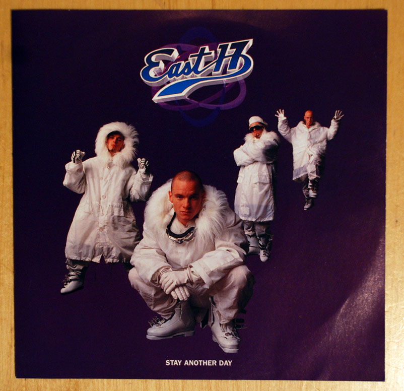 East 17 Stay Another Day 7 Quot Picture Disc Vinyl 12 Inch