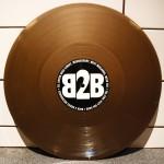 DJ Taktix - The VIP - Gold VInyl - 12 inch