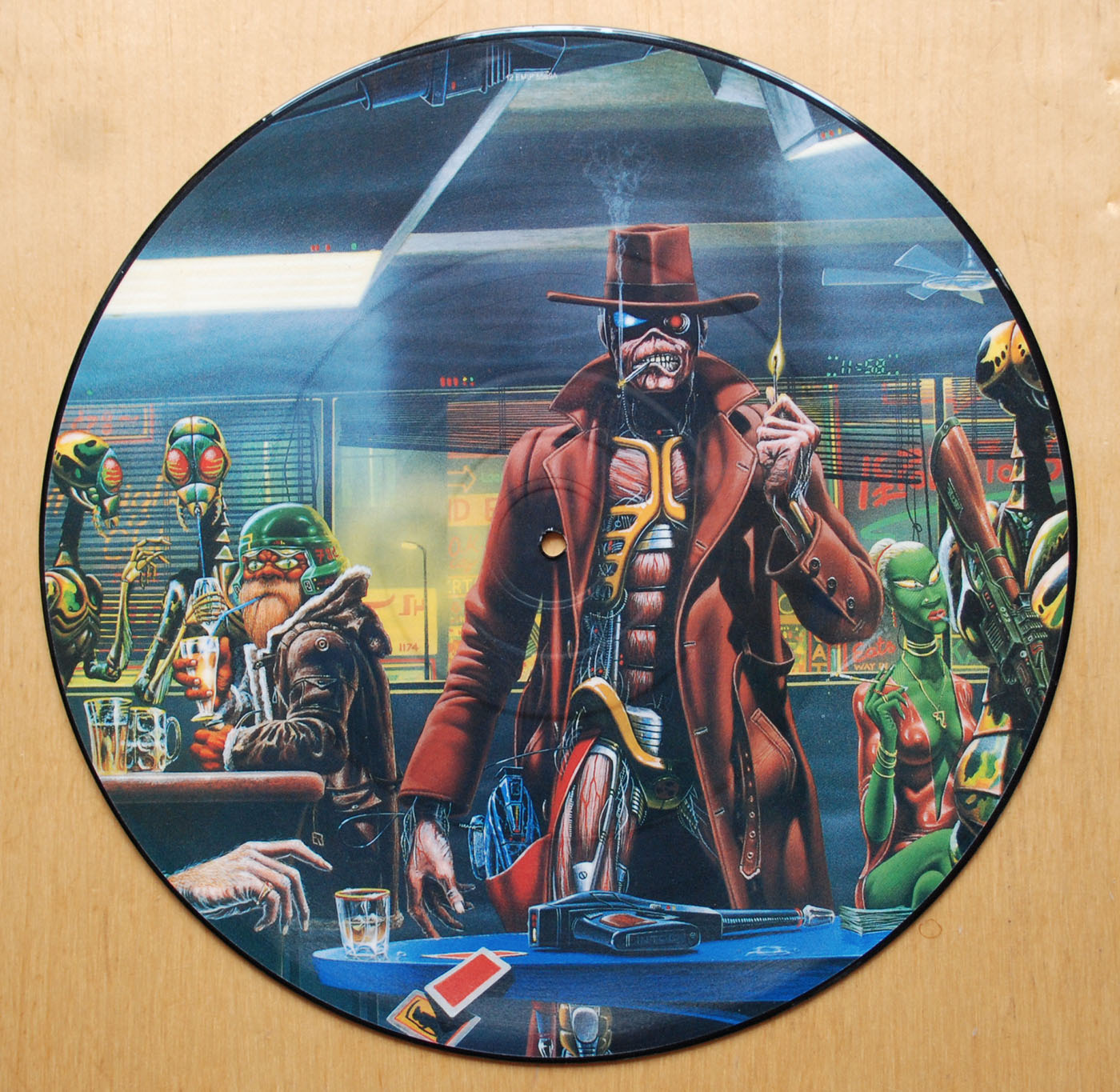 Vinyl Artwork Arcade
