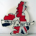 Megadeth - Anarchy In The UK Shaped 7