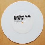 Maximo Park - Graffiti - White Vinyl 7