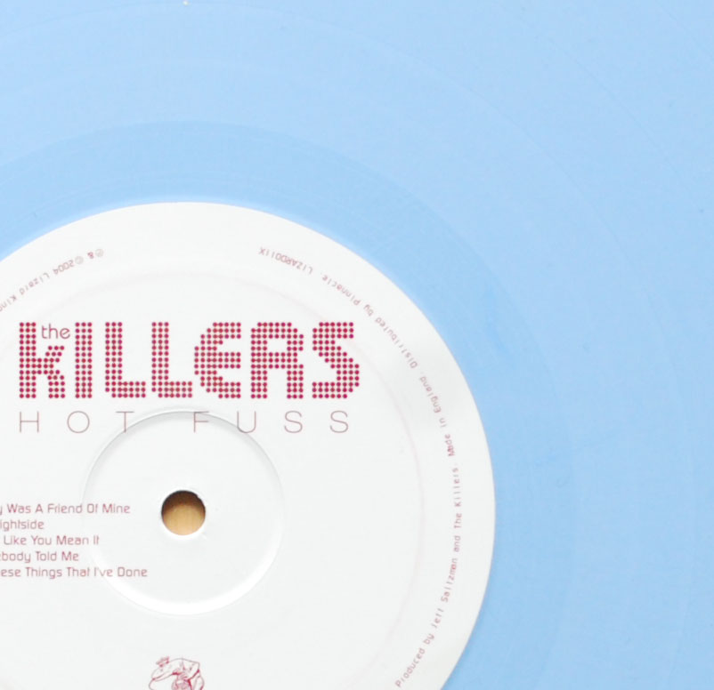 The Killers Hot Fuss 12 Inch