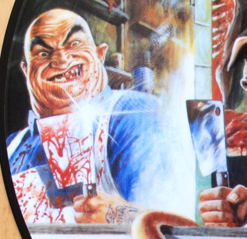Destruction Mad Butcher Sentence Of Death Picture Disc