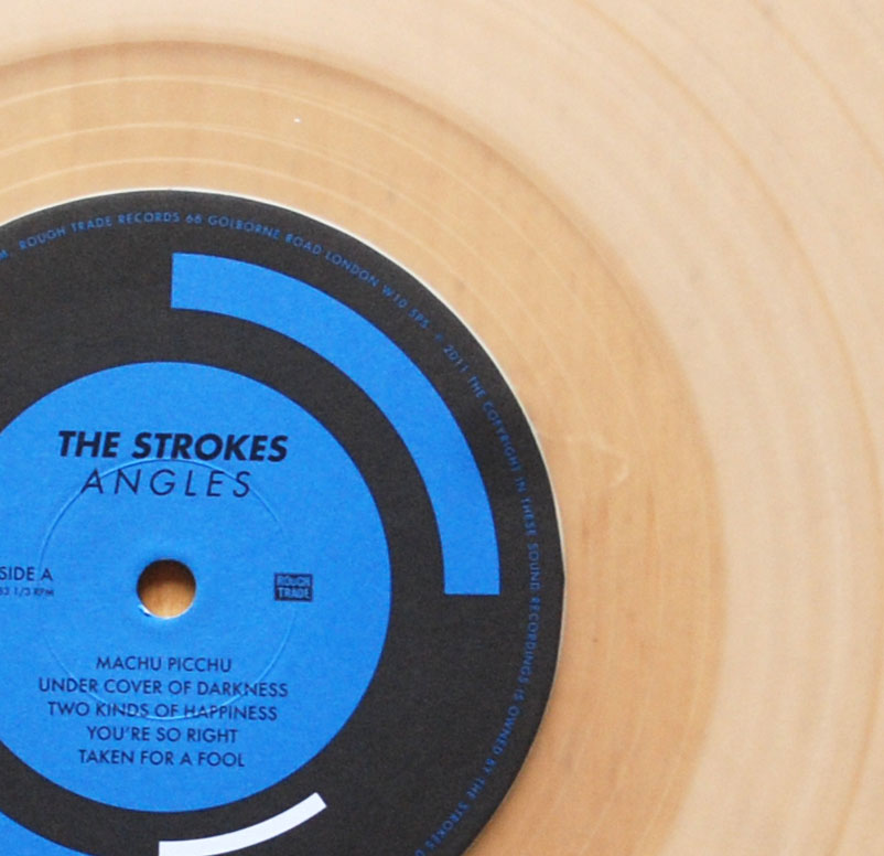 The Strokes Angles 12 Inch