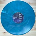 Exclusion Principle / Equinox - Don't Live In Fear / Strange Planet - Blue Vinyl - 12 inch