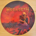 Megadeth - Peace Sells...But Who's Buying? Picture Disc Vinyl LP - 12 inch