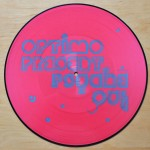Various - Optimo Presents Psyche Out Picture Disc Vinyl - 12 inch