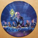 Megadeth - Rust In Peace Picture Disc Vinyl LP - 12 inch
