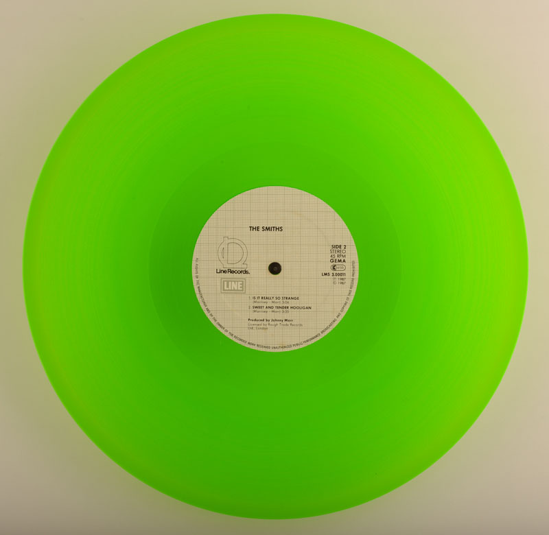 The Smiths Sheila Take A Bow 12 Quot Green Vinyl 12 Inch