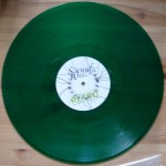 Equinox / Nebula - Scientific Wax Retro 004 - Green Vinyl - 12 inch