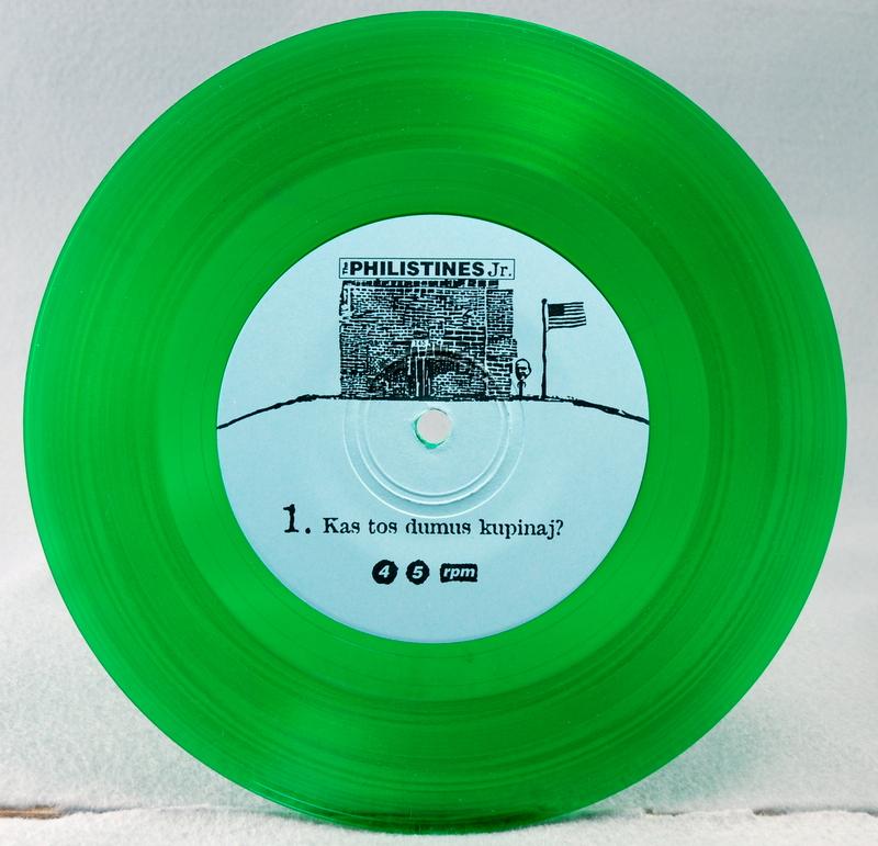 The Philistines Jr – Kas Tos Dumas Kupinaj? vinyl