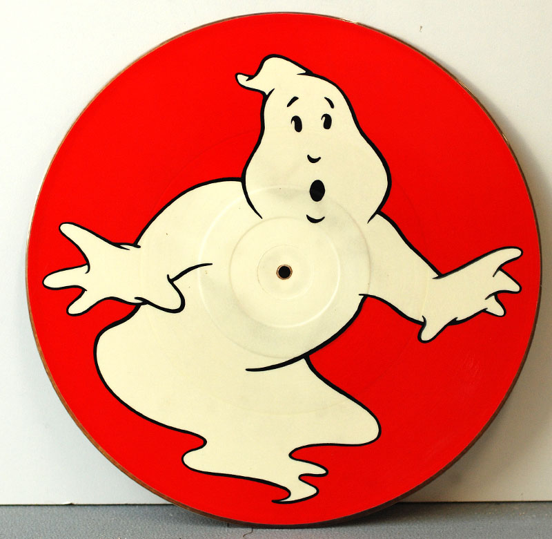 Ray Parker Jr – Ghostbusters vinyl