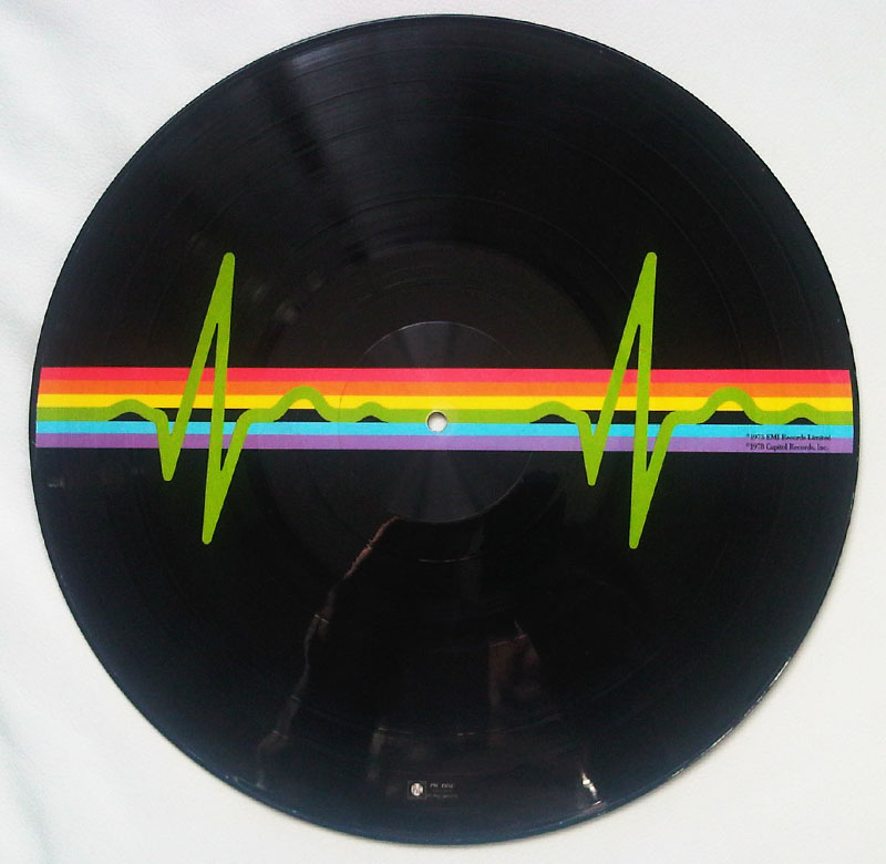 Pink Floyd The Dark Side Of The Moon Picture Disc Vinyl