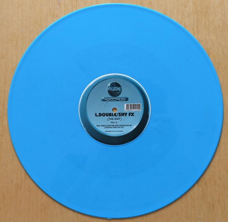 L Double & Shy FX – The Shit vinyl