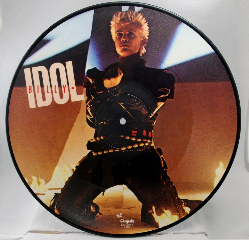 Billy Idol – Eyes Without A Face vinyl