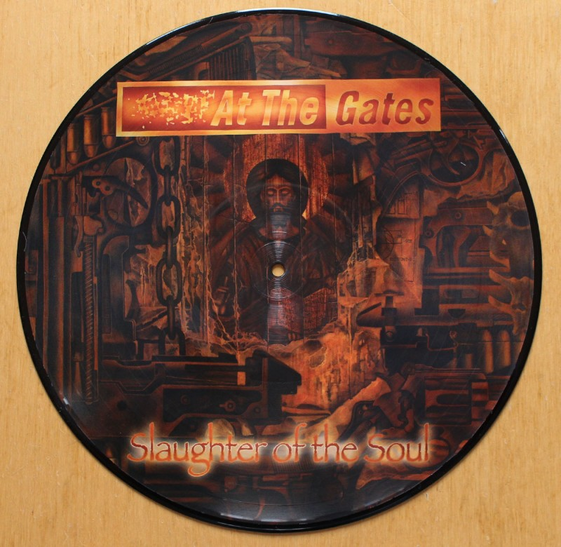 At The Gates – Slaughter Of The Soul vinyl