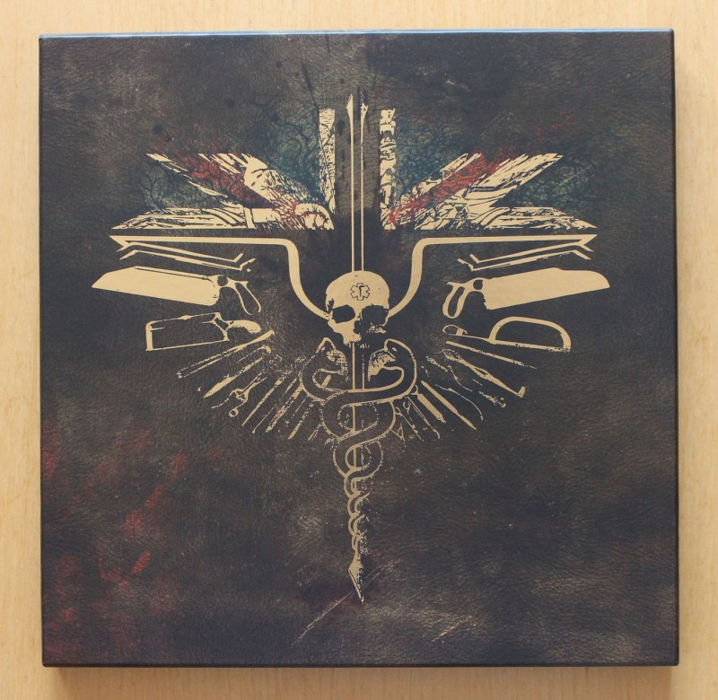 Carcass – Surgical Steel Deluxe Box Set vinyl