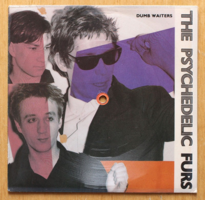 The Psychedelic Furs – Dumb Waiters vinyl