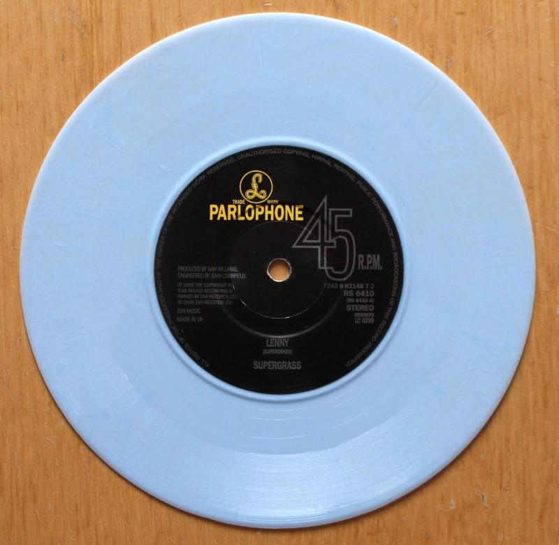 Supergrass – Lenny vinyl