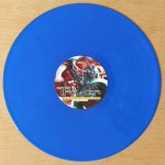 T-Power - Police State (Part 2) - Blue Vinyl - 12 inch