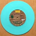 Terrorvision - My House - A Lovely Shade Of Green Vinyl 7