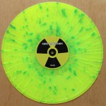 Toxic Holocaust - An Overdose Of Death... - Yellow Splatter Vinyl - 12 inch