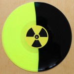 Toxic Holocaust - Evil Never Dies - Yellow/Black Half & Half Vinyl - 12 inch