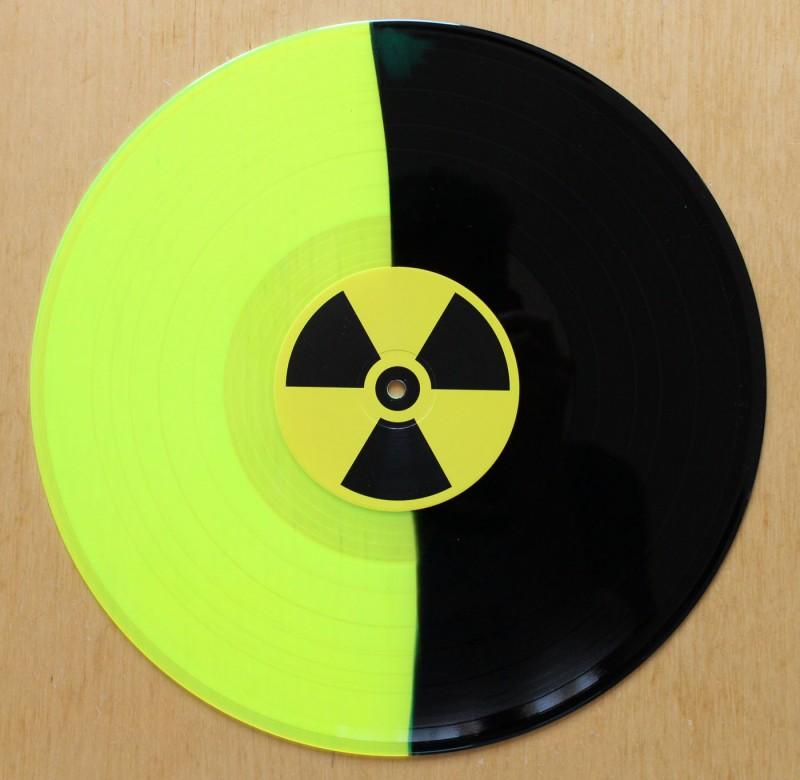 Toxic Holocaust – Evil Never Dies vinyl