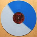 At The Gates - Slaughter Of The Soul - Blue Grey Split Vinyl - 12 Inch