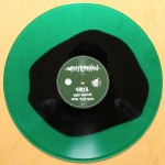 Ghoul / Cannabis Corpse - Splatterhash - Black / Green Vinyl 12 inch