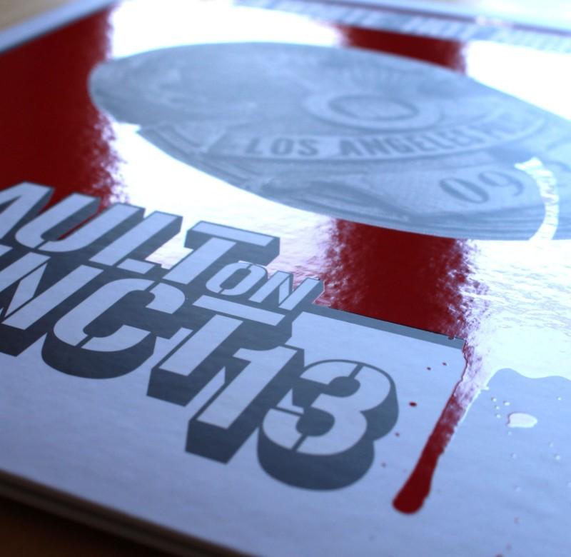 Assault On Precinct 13 - Vanilla Swirl Vinyl - Death Waltz ...
