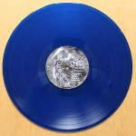 Cancer - Death Shall Rise - Blue Vinyl Repress LP - 12 inch