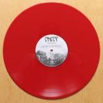 Cancer - Sins Of Mankind - Red Vinyl Repress LP - 12 inch