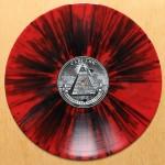 Carcass - Swansong - Red & Black Splatter FDR Vinyl - 12 inch