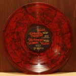Child Bite/Dope Body - Split - Red Translucent Picture Disc Vinyl - 12 inch